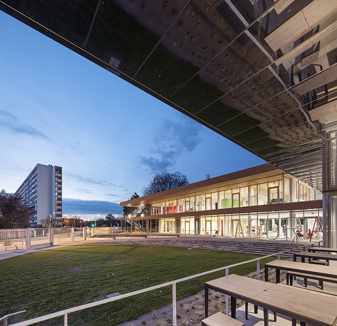 AGORA Metz by Ropa & Associés Architectes