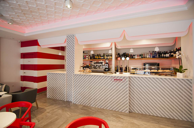 Amore Coffee Shop by Vitale