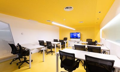 Ascentio Technologies Office by Baremberg Bass Estudio de Arquitectura