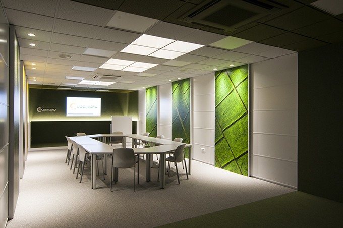 Codiagro Offices by Vitale