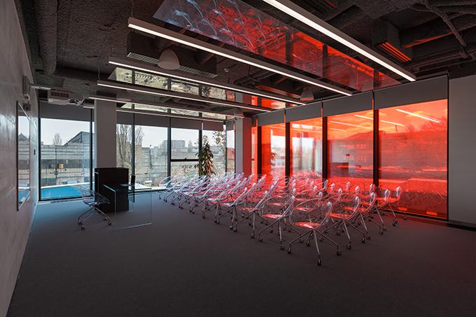 DTEK Academy by Sergey Makhno Architects