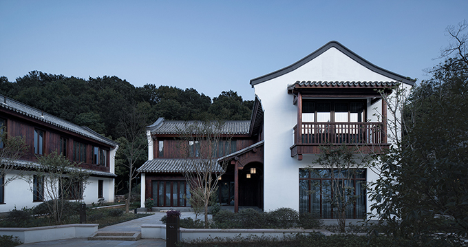 Hangzhou Ya Gu Quan Shan Hotel Renovation by UAD