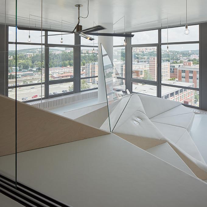 Loft 32 Zlín by petrjandabrainwork
