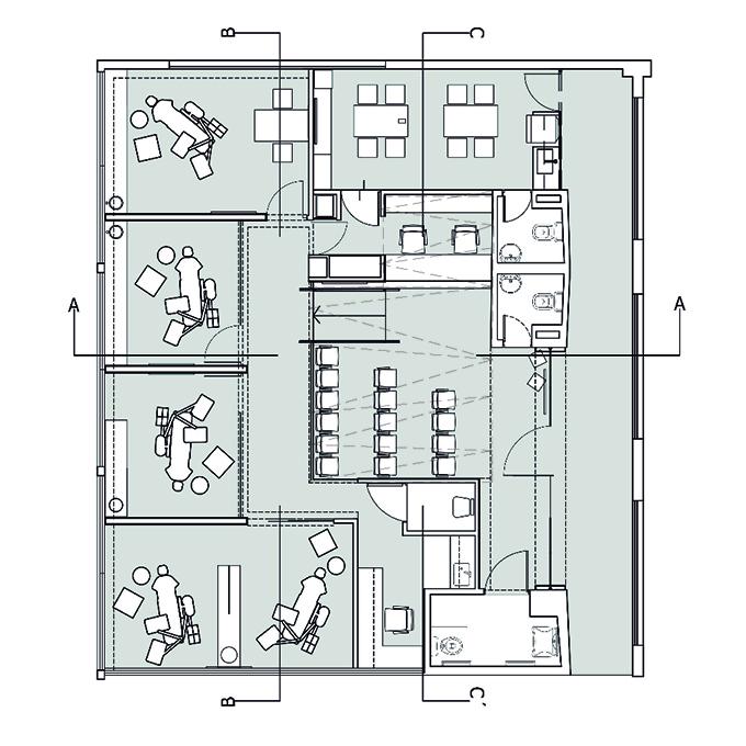 Marion Odontología by Baremberg Bass Estudio de Arquitectura