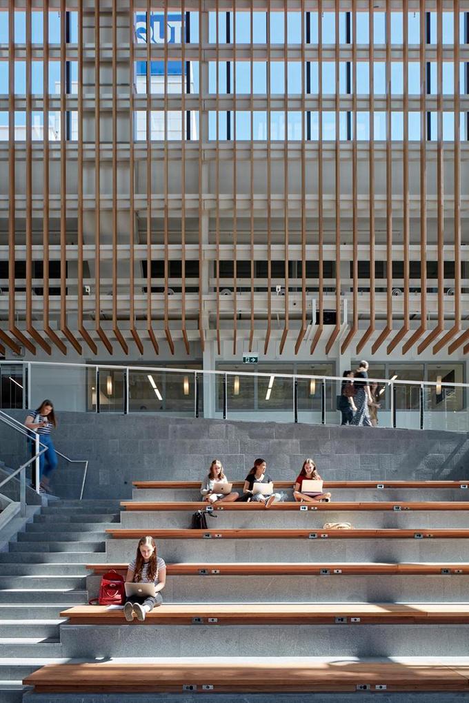 Peter Coaldrake Education Precinct by Henning Larsen