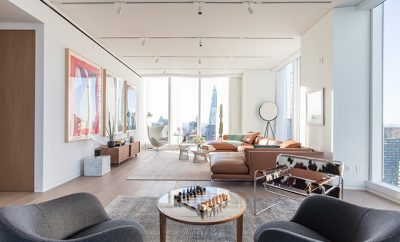 Private Floor Homes at One Hundred East Fifty Third Street