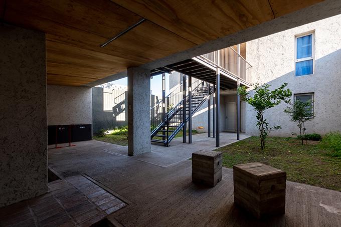Tres / Cinco / Uno by ARIAS RANEA ARCHITECTS