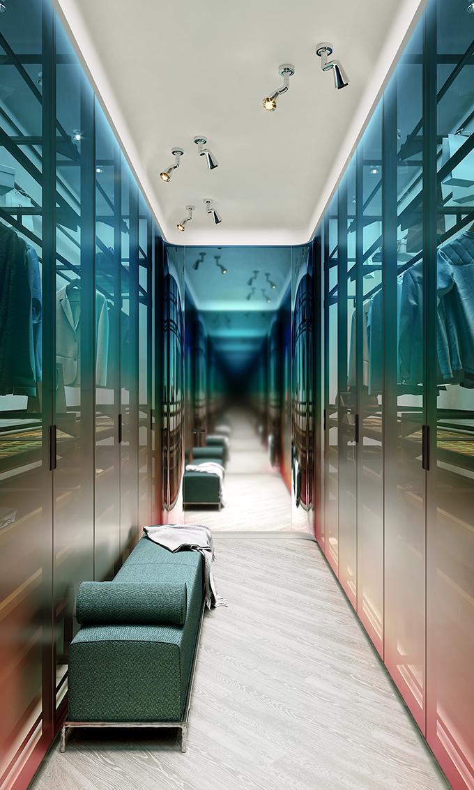 54-floor project by VADIM MALTSEV