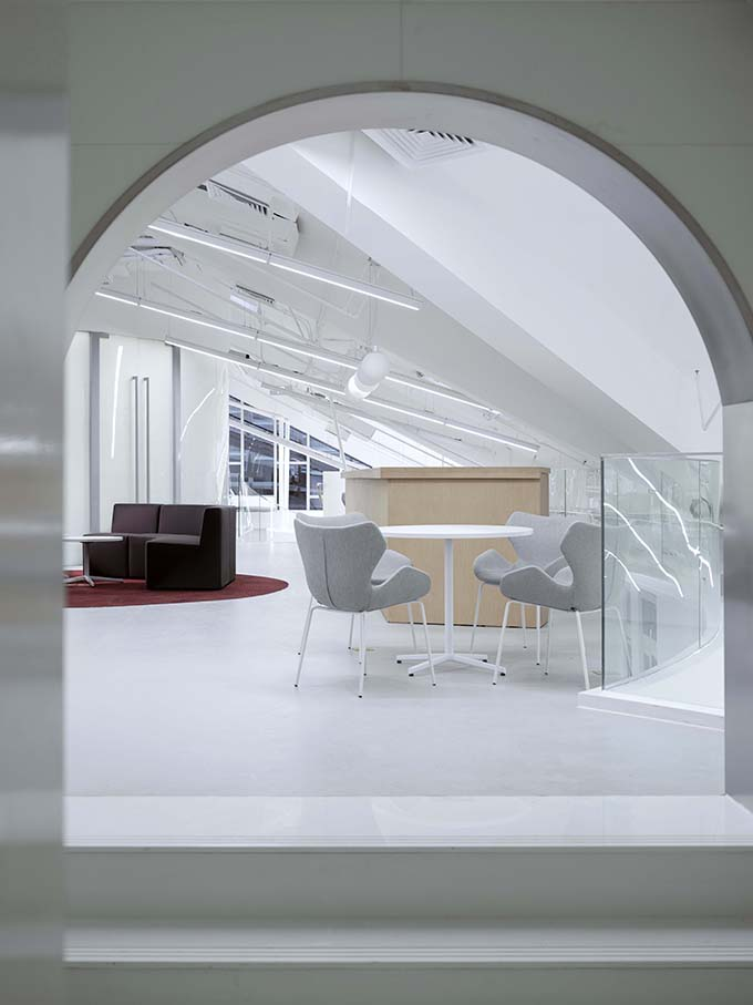 Brii Biosciences' global R&D center by QUCESS Design