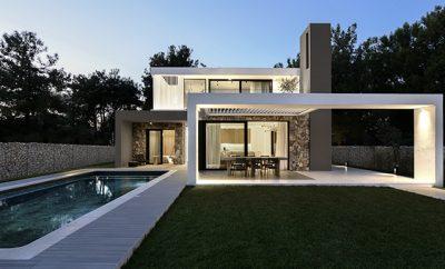 Caeli Villa by Ark4lab of Architecture
