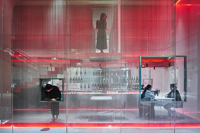 Doko Bar Shenzhen by Waterfrom Design