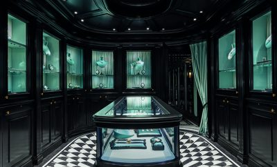 First Gucci Boutique Dedicated To High Jewelry opens in Place Vendôme