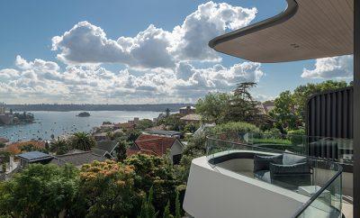 Hill House - Sydney's Dress Circle by Luigi Rosselli Architects
