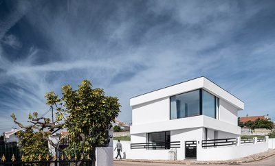 House MM in Portugal by Sérgio Miguel Godinho Architect