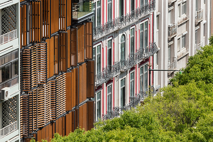 Lisbon Wood by Plano Humano