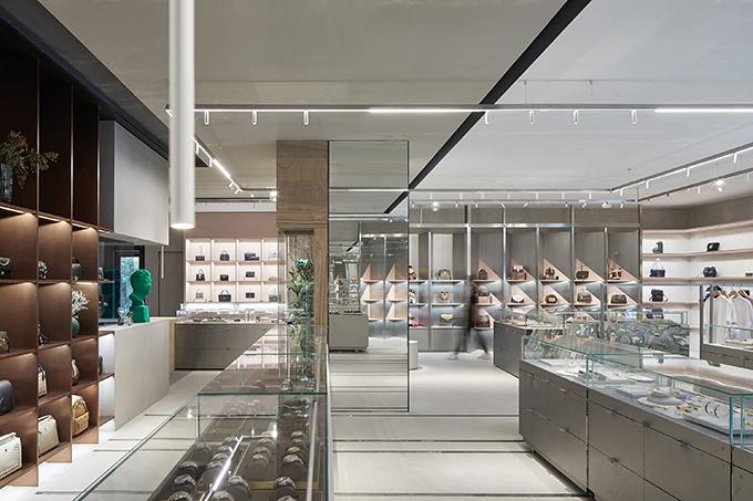 MUSÉE Flagship Store in Beijing by Studio8
