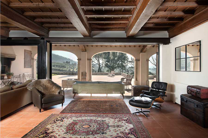 Maison Ache by Pierattelli Architetture