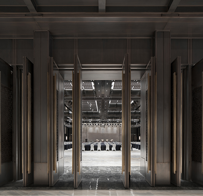 Multi-Purpose Hall of Shaoxing Hotel by UAD