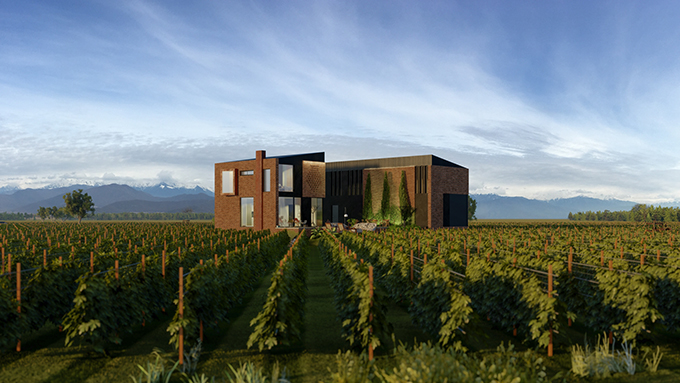Oreste Wine Estate by STIPFOLD