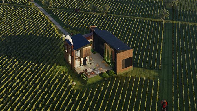 Oreste Wine Estate by STIPFOLD