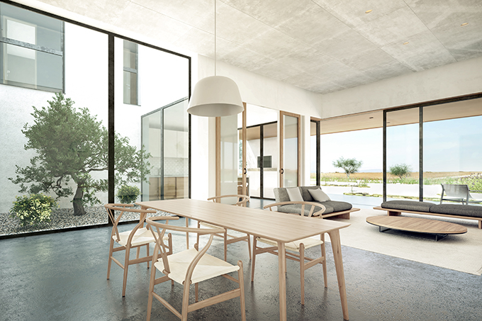 Pedraza house by AQSO