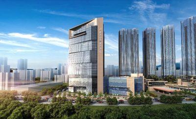Sheraton Shenzhen Nanshan by CCD / Cheng Chung Design