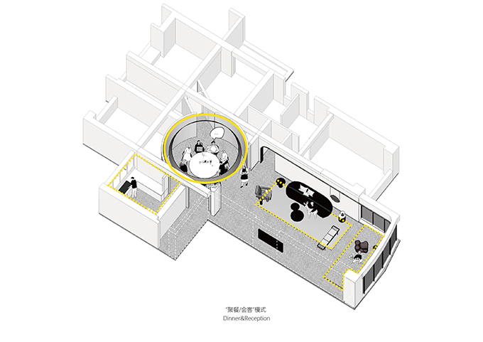 Life in Living Machines by AD ARCHITECTURE