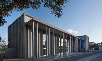 Community Centre for People with Disabilities by Golany Architects