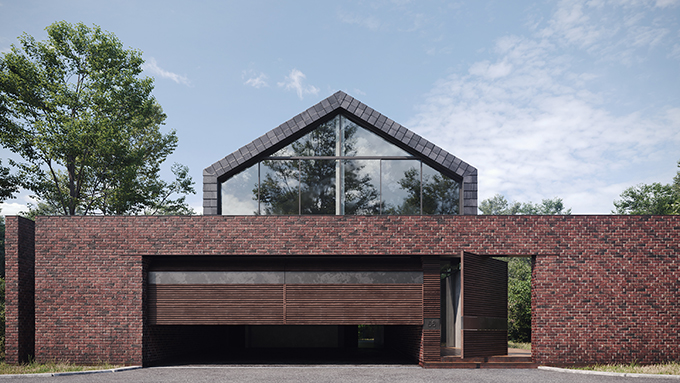 Delta House by Sergey Makhno Architects