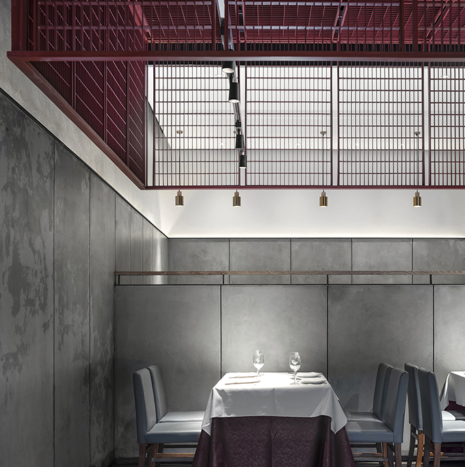 Huda Restaurant by Beijing INX DESIGN Co., Ltd