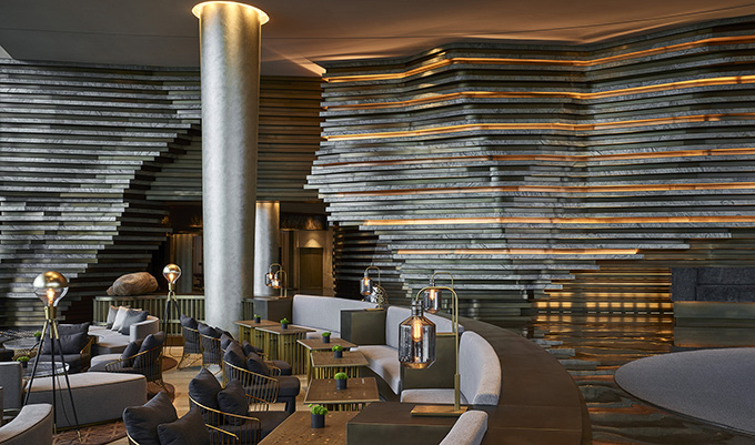 InterContinental Shanghai Wonderland Hotel by CCD Cheng Chung Design
