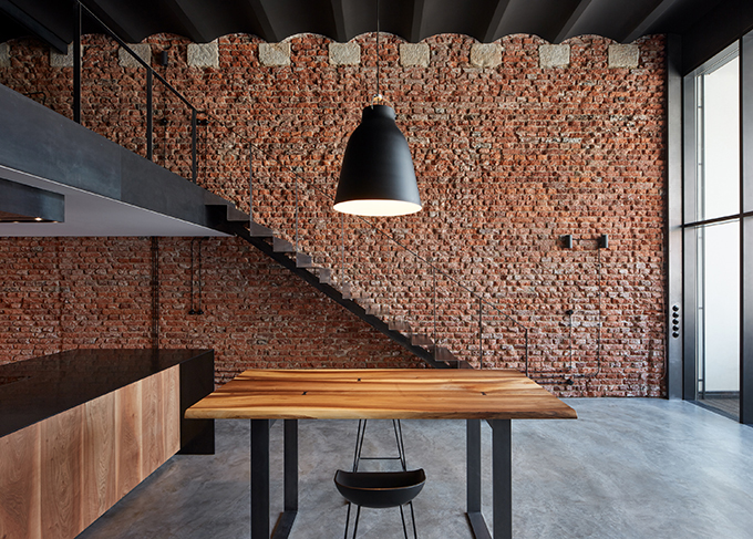 Loft With Love by CMC architects