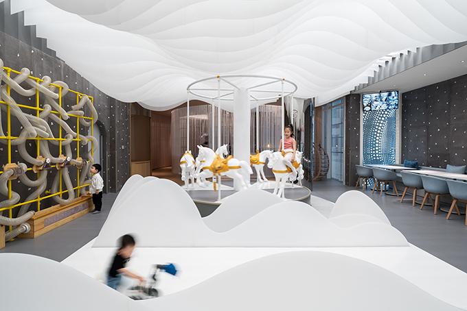 Lolly-laputan Fairyland Premium Kids Café by Wutopia Lab