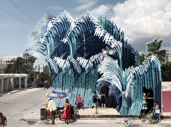 New Wave by Ulf Mejergren Architects (UMA)