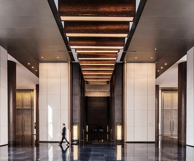 Park Hyatt Beijing's Landmark Renovation by LTW Designworks