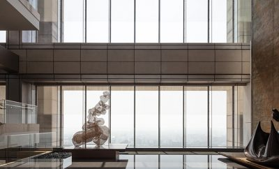 Park Hyatt Beijing's Landmark Renovation by LTW Designworks