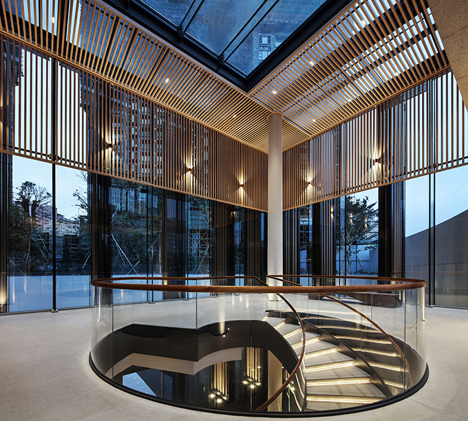 Shenzhen C Future City Experience Center by CCD