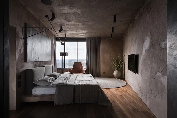 YOGO APARTMENT by Sergey Makhno Architects