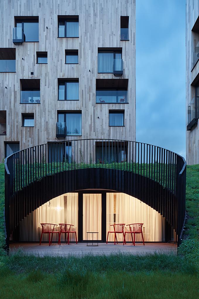 Apart-hotel Svatý Vavřinec by ov-a studio (10)