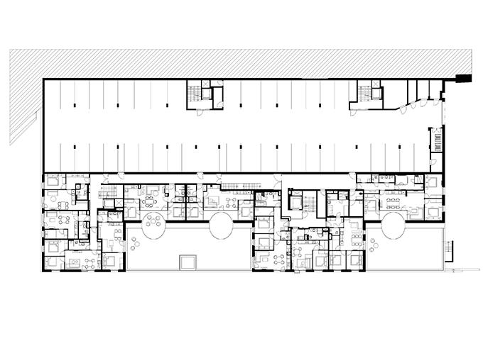 Apart-hotel Svatý Vavřinec by ov-a studio (29)