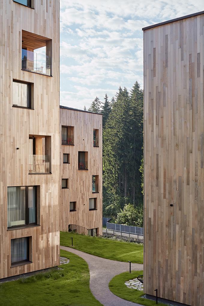 Apart-hotel Svatý Vavřinec by ov-a studio (6)
