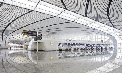 Beijing Daxing International Airport by Zaha Hadid Architects inaugurated