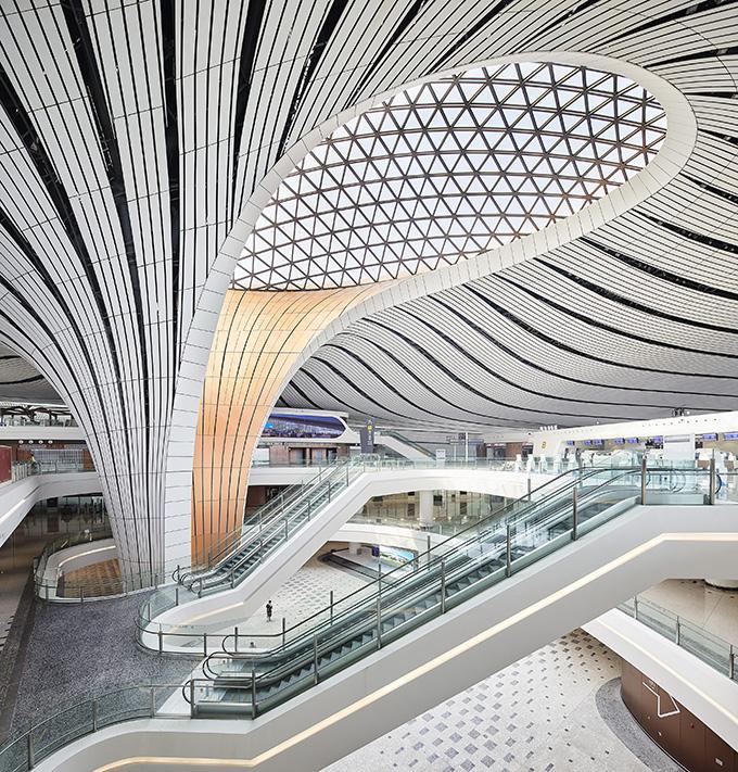 Beijing Daxing International Airport by Zaha Hadid Architects inaugurated (13)