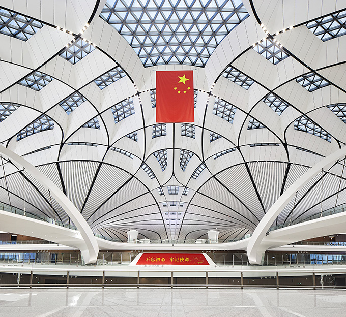 Beijing Daxing International Airport by Zaha Hadid Architects inaugurated (16)