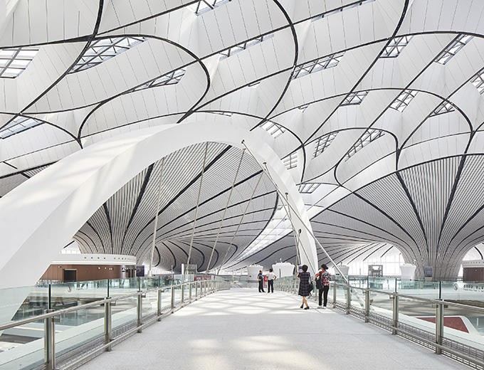 Beijing Daxing International Airport by Zaha Hadid Architects inaugurated (19)