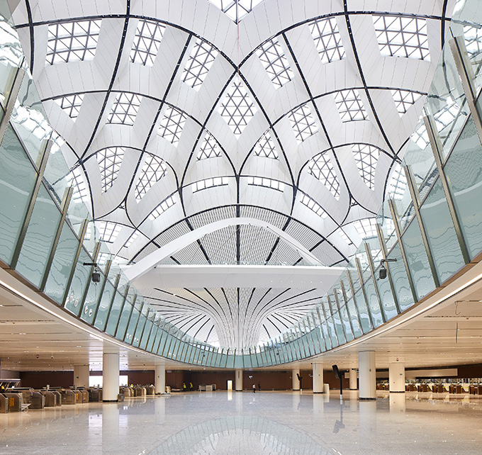 Beijing Daxing International Airport by Zaha Hadid Architects inaugurated (20)