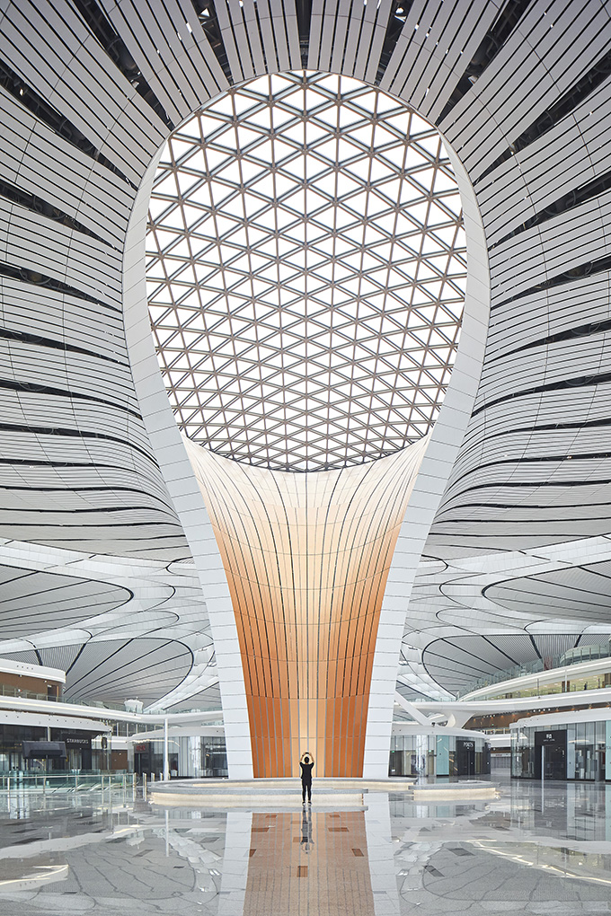 Beijing Daxing International Airport by Zaha Hadid Architects inaugurated (23)