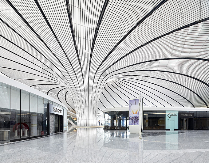 Beijing Daxing International Airport by Zaha Hadid Architects inaugurated (25)
