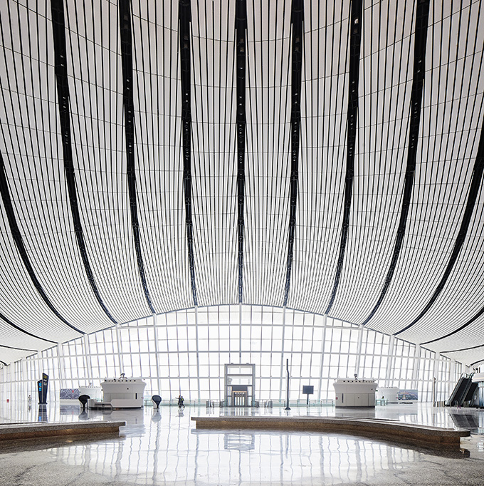 Beijing Daxing International Airport by Zaha Hadid Architects inaugurated (26)
