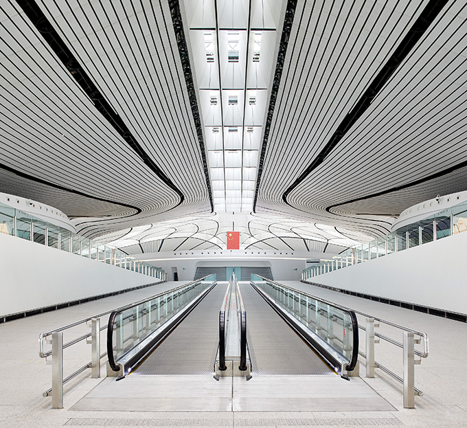 Beijing Daxing International Airport by Zaha Hadid Architects inaugurated